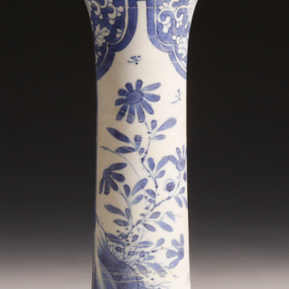 Kangxi Blue and White Vase