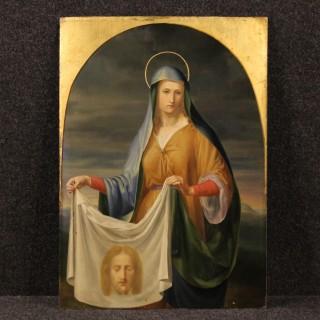 19th Century Religious Painting