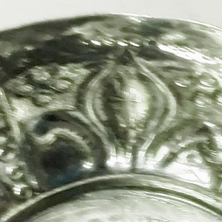 Charles II Silver Wine Taster