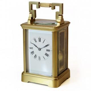Antique Striking Carriage Clock