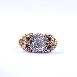 Georgian Diamond Ring