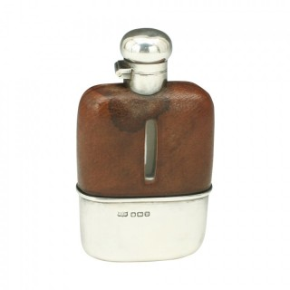 Mappin & Webb Hip Flask.