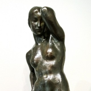 Fred Carasso  -  Standing Nude