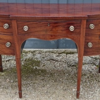18th Century George III Period Mahogany Antique Sideboard