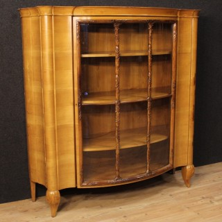 20th Century Dutch Display Cabinet In Art Déco Style