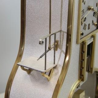 Steamhammer Industrial Novelty clock, Guilmet