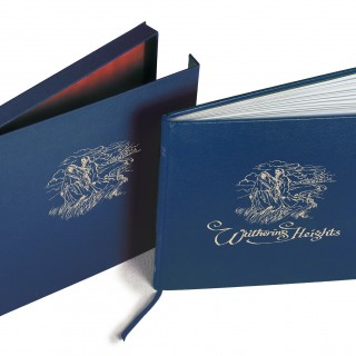 'Wuthering Height's' Deluxe Limited Edition Book