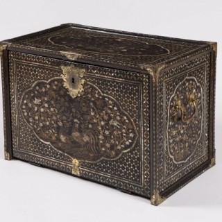 A 'Namban' Export Cabinet of the Early 17th Century