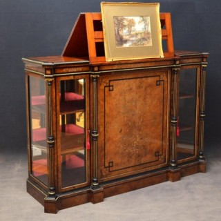 Exhibition Quality Credenza with Picture.....