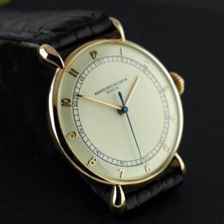 Vacheron Constantin Rose Gold Wristwatch 1945