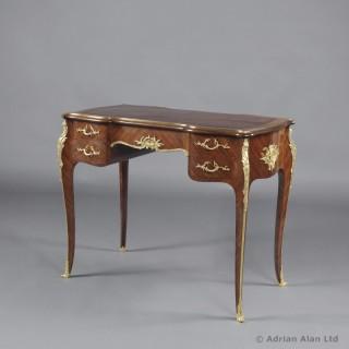 Louis XV Style Petit Bureau Plat de Dame