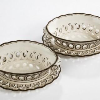 Creamware by Spode