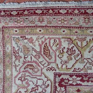 Antique Ushak carpet, Anatolia