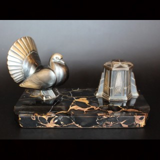 Art Deco Pen and Ink Stand