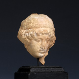 Finely Styled Roman Campana Relief Terracotta