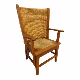 Oak Framed Orkney Chair