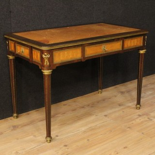 20th Century Writing Desk In Directory Style In Mahogany