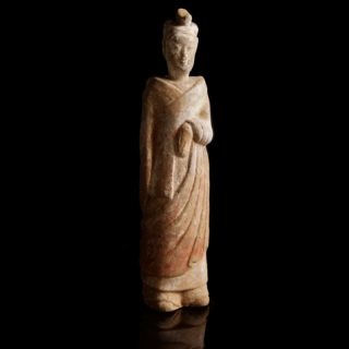 Northern Wei Dynasty Attendant