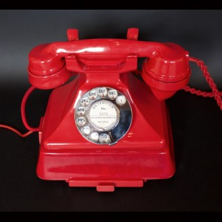 Art Deco Telephone