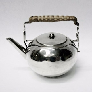 Antique George I Silver Miniature Kettle