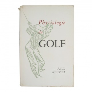 French Golf book.
