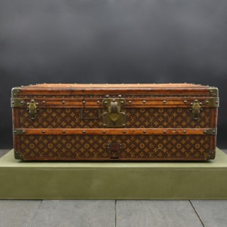 Louis Vuitton Small LV Monogram Cabin Trunk