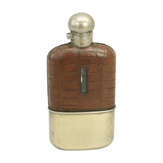 Gentleman's Hip Flask.