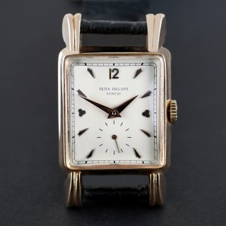 18ct Rose Gold Patek Philippe 1950