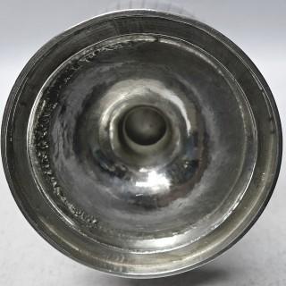 Georgian Silver Wine Ewer by John Scofield