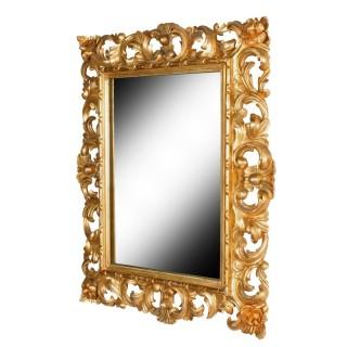 Florentine Gilt Wood Mirror