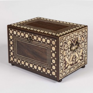 17th Century Indian Table Cabinet