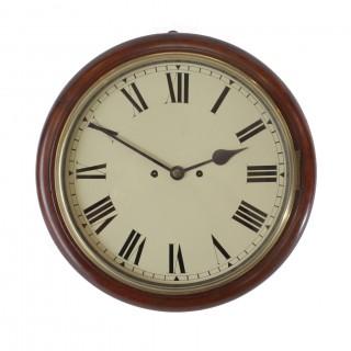 Fusee Striking Dial Clock