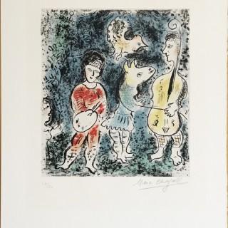 Les Artistes, 1977
