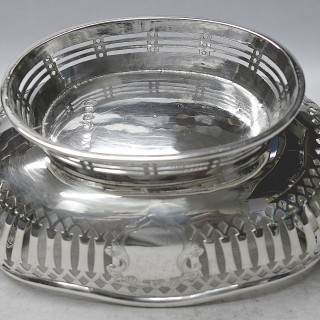 George III Silver Dishes