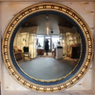 Regency Style Hall Mirror
