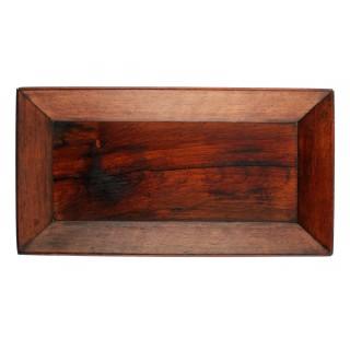 George IV Rosewood Desk Tray