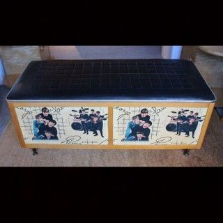 Beatles Memorabilia Chest