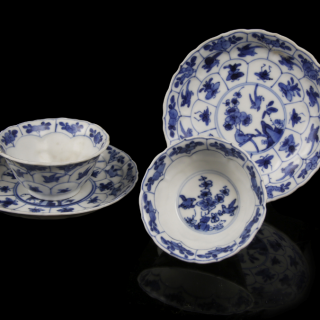 Kangxi tea sets