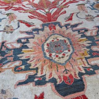 Antique Ziegler carpet