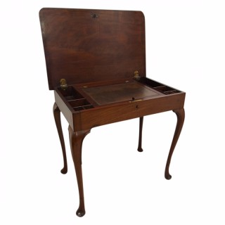 George III Side or Writing Table