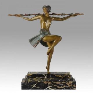 Dancer with Thyrsus