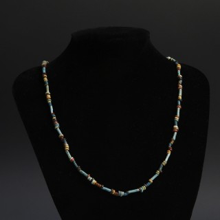 Egyptian New Kingdom Bead Necklace