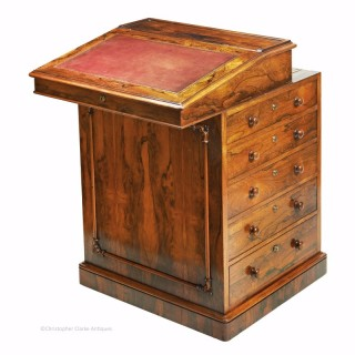 Regency Davenport Desk