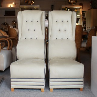 Art Deco Porters Chairs