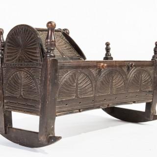 17th century cradle