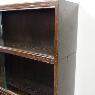 Set of 3 Art Deco Bookcases by Minty of Oxford
