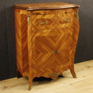 20th Century French Inlaid Sideboard In Louis XV Style
