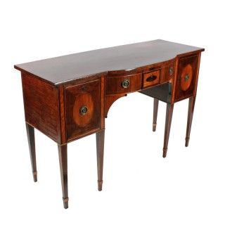 Small 18th Century Georgian Sideboard