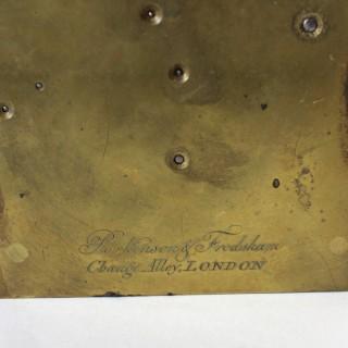 Parkinson & Frodsham Bulkead Wall Clock