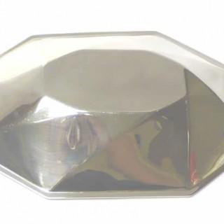 Art Deco Silver Dish
